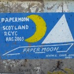 'Papermoon' - A yacht from the Royal Glasgow Yacht Club