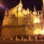 Seville Cathedral was built in the 16th Century