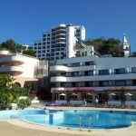 Swimming pool with Madeira Regency Club hotel