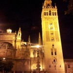 The Seville Cathedral - Third largest in the world