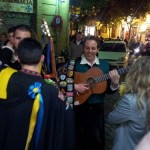 Traditional Spanish music to entertain patrons