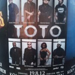 TOTO playing in Cologne on August 19th
