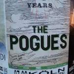 'The Pogues' playing on August 7th in Cologne
