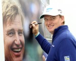 Ernie Els says fellow South African Branden Grace can one day win the Open Championship.  (Photo - Jenny Matthews/www.golffile.ie)
