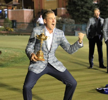 2012 Winning Ryder Cup Team to Win The Ryder Cup