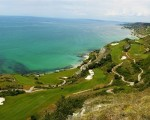 Thracian Cliffs course in Bulgaria