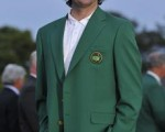 Masters champion Bubba Watson is taking his 'money man' next week to Augusta.