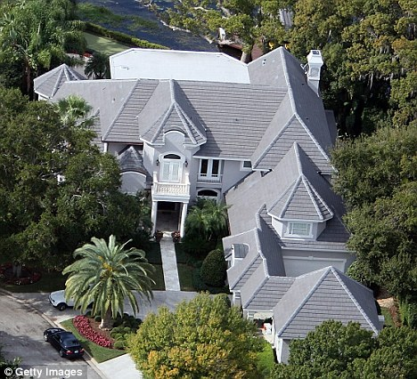Fellow Masters Champion, Bubba Watson Moving Into The Former House Of Tiger  Woods.