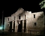 The Alamo originally named - Mission San Antonio de Valero