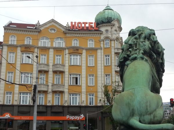 Lion Hotel Bulgaria Lion Hotel Sofia Bulgaria