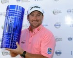Graeme McDowell becomes first Irish-born winner of the Volvo World Match-Play Championship.  (Photo - www.europeantour.com)