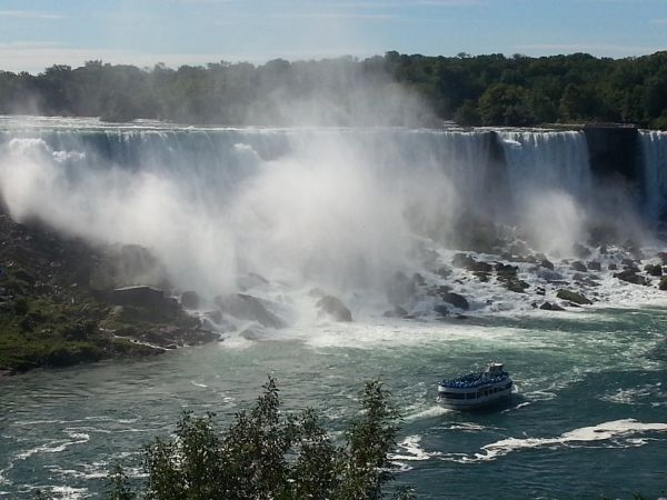 Another view of the American Falls.