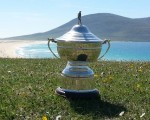 Isle of Harris Open Trophy.