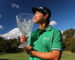 Melbourne-based Korean Jin Jeong wraps up Tour cards on both the Australasian and European Tours.  (Photo - www.europeantour.com)