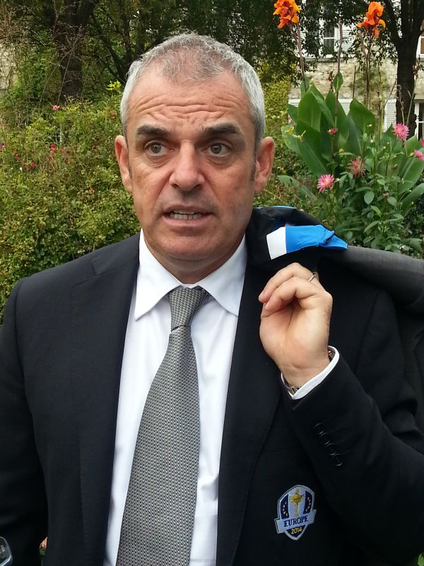 Paul McGinley reveals he has been undertaking speech 'content' training ahead of next year's Ryder Cup.  (Photo - www.golfbytourmiss.com)