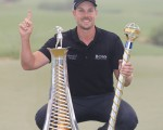 Henrik Stenson named Association of Golf Writers Number One.  (Photo - www.golffile.ie)