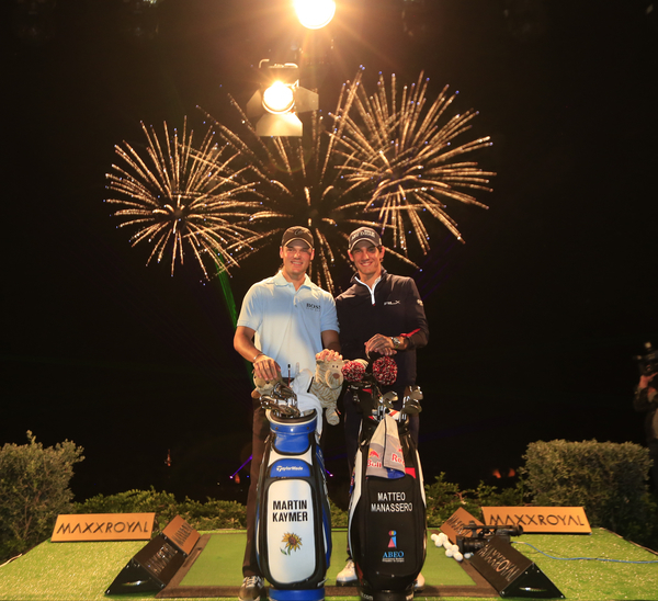 Stunning Take-Off To Turkish Airlines Open – Kaymer Wins \'Maxx Royal ...