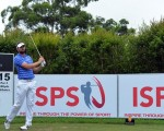 Scott Jamieson seeking to retain inspirational Nelson Mandela Trophy.  (Photo - www.europeantour.com)