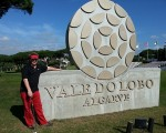 Ian Poulter (Stich) at Vale Do Lobo