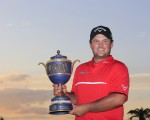 Texas-born Patrick Reed becomes youngest-ever winner of a WGC and breaking Tiger Woods 1999 record by 26 days.  (Photo - Fran Cafrrey/www.golffile.ie)