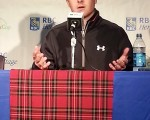 Jordan Spieth rekons the Gleneagles PGA Centennary course is 'pretty cool. (Photo - www.golfbytourmiss.com)