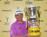 Lee Westwood wins 2014 Maybank Malaysian Open.  (Photo - www.europeantour.com)