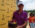 Matteo Manassero turns 21 at the Maybank Malaysian Open.  (Photo - www.europeantour.com)