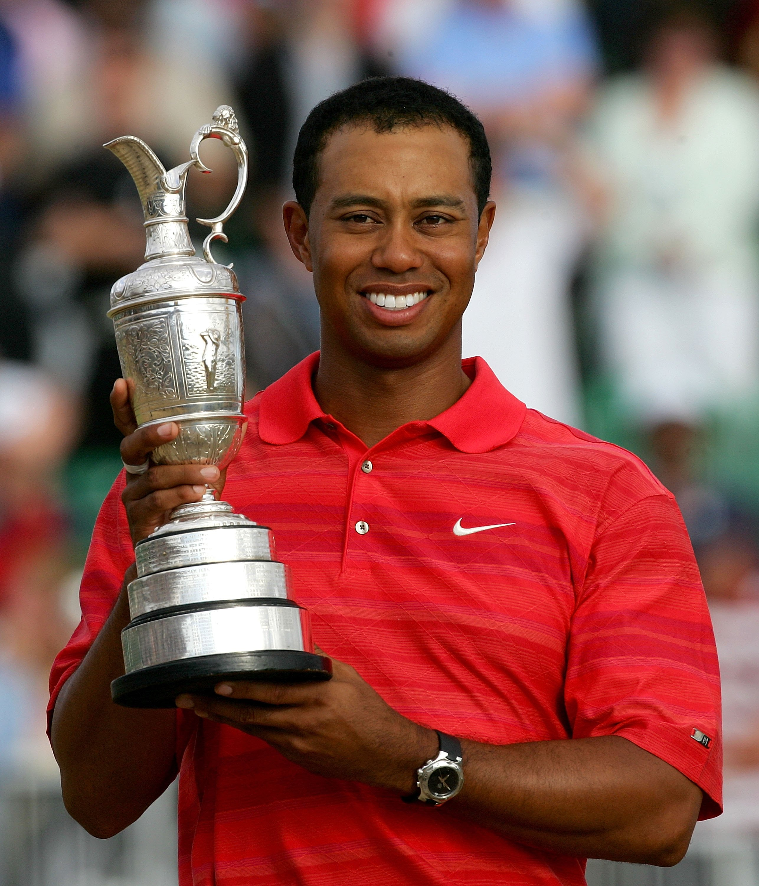 tiger woods absence won u2019t affect open championship ticket