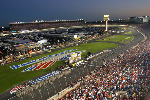Bank Of America 500 Golf By Tourmiss