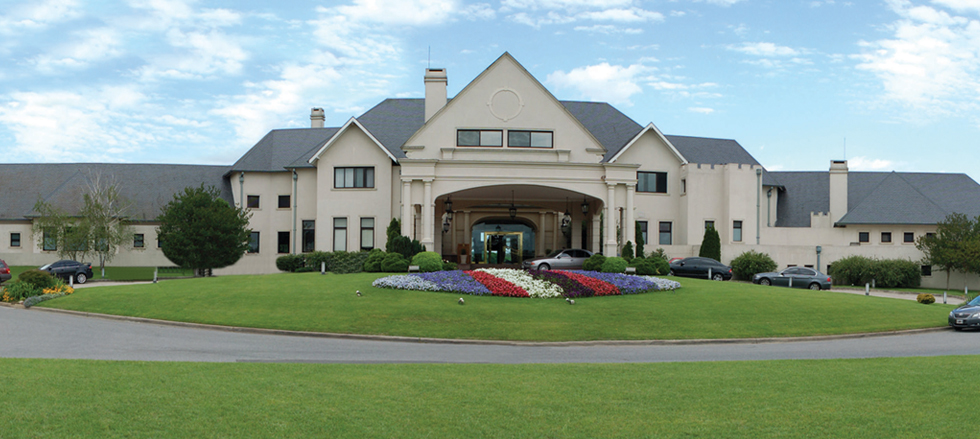 The stunning Pilar Golf Club clubhouse that will host the first-ever America's Golf Cup.  (Photo - www.pilargolfclub.com)
