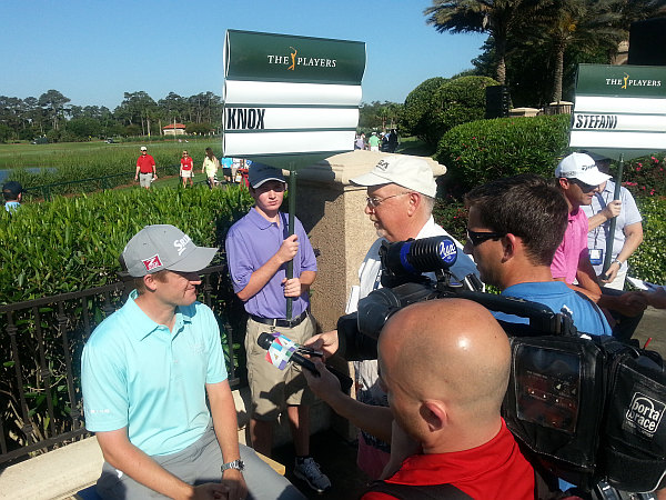 Russell Knox is one of 15 first-times competing in this week's $US 10m Players Championship and coming to terms with the passing of his coach, Mike Fleming.  (Photo - www.golfbytourmiss.com)