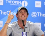 Rory McIlroy looking to finish No. 1 in  the 2014 Open Championship.  (Photo - Eoin Clarke/www.golffile.ie)