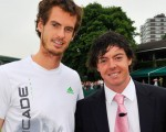Rory McIlroy and Andy Murray have now become good friends.