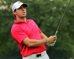 Rory McIlroy struggles in shooting a first round 74.  (Photo - www.pgatour.com)