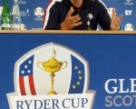Hunter Mahan disputes Europe's Ryder Cup domination results from better team bonding.  (Photo - www.golfbytourmiss.com)
