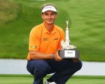 Dutch delight for Joost Luiten as he captures the 2014 Wales Open.  (Photo - www.europeantour.com)