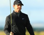 Rory McIlroy just three off the lead and seeking a fifth Tour success this season.  (Photo - Stuart Adams/www.golftourimages.com)