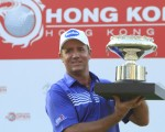 Scott Hend becomes the first Australian since Greg Norman in 1983 to win the Hong Kong Open. (Photo - Thos Caffrey/www.golffile.ie