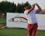 Zane Scotland leads by four shots in MENA Tour event in Muscat.