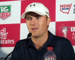 Jordan Spieth will draw on his 'Down Under' connection to come out on top at this week's Emirates Australian Open.