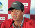 Rory McIlroy admits he's staring at a 10-15 year window where he can continue to dominate the game