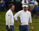 Graeme McDowell 'assigned' to look after Victor Dubuisson at this year's Ryder Cup.  (Photo - Stuart Adams/www.golftourimages.com)