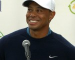 Tiger Woods again flashing that famous 14-time Major winning smile.  (Photo - www.pgatour.com)