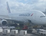 Air France Flight AF 090 at Paris Charles de Gaulle ahead of flying to Miami.