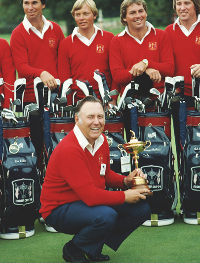 Golfing Greats Pay Tribute To Billy Casper