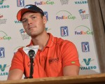 Martin Kaymer making his debut this week in the 2015 Valero Texas Open.  (Photo - www.golfbytourmiss.com)