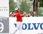 Alex Levy facing Shanghai shootout if he's to successfully defend Volvo China Open title.  (Photo - www.europeantour.com)