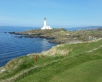 Turnberry Lighthouse.