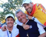 Darren Clarke says Sergio Garcia big enough to handle any Hazeltine hecklers.