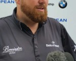 Shane Lowry again tames the 'Burma Road' sharing 6th place to qualify automatically for next month's U.S. Open.
